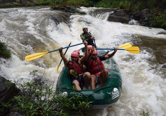 White water Rafting Tour Tamarindo